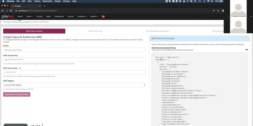 GrayLog Open Source