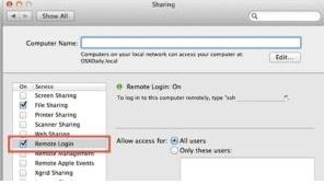 MacOS Native SCP Server Review