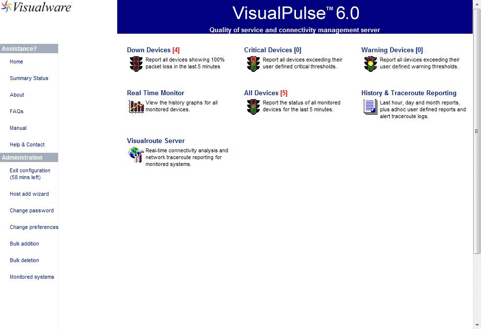 Visualware VisualPulse