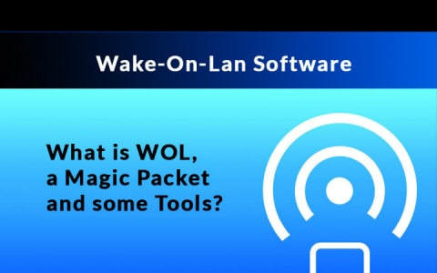WAKE On Lan software and tools