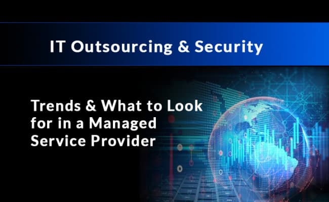 it outsourcing and security managed providers