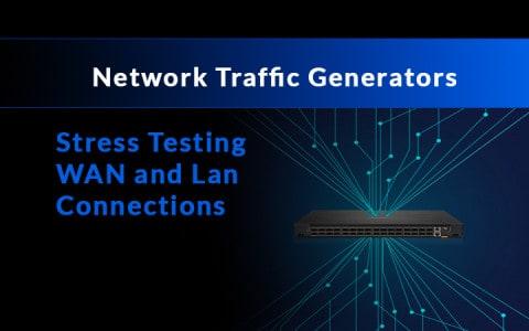 network traffic generator lan and wan