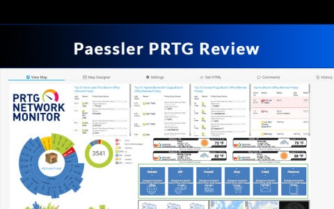 prtg paessler review