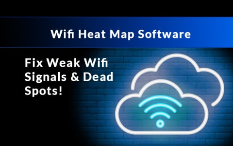 wifi heat map software and tools